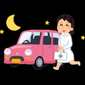 大阪府の池田市、箕面市の訪問看護ステーション ほおずきは、夜間も訪問いたします
